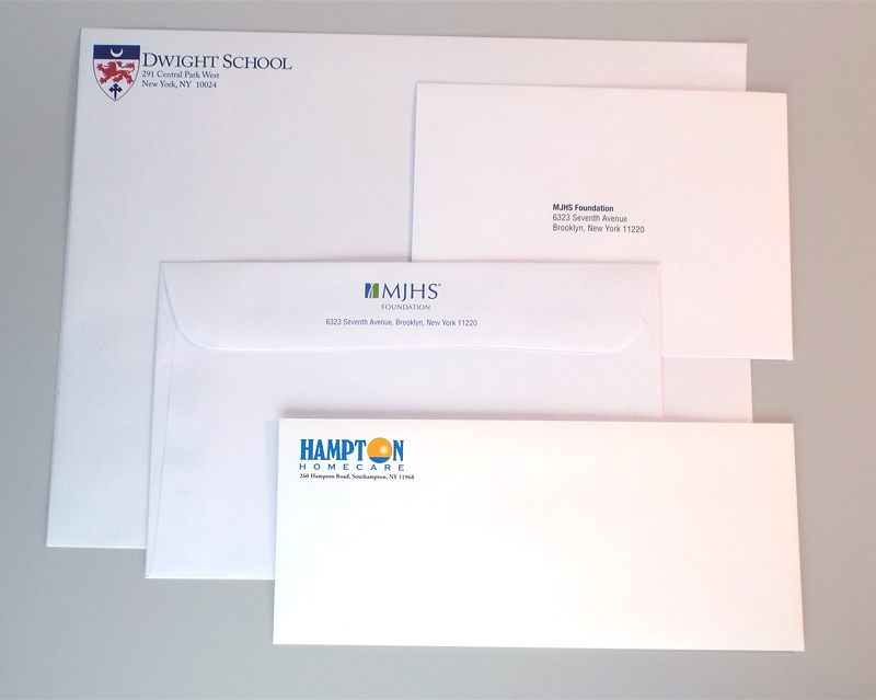 diverse printing graphics new york city envelopes